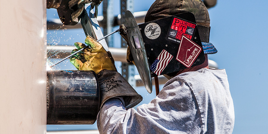 On-Site Welding - Energy Field Services - Greeley, CO