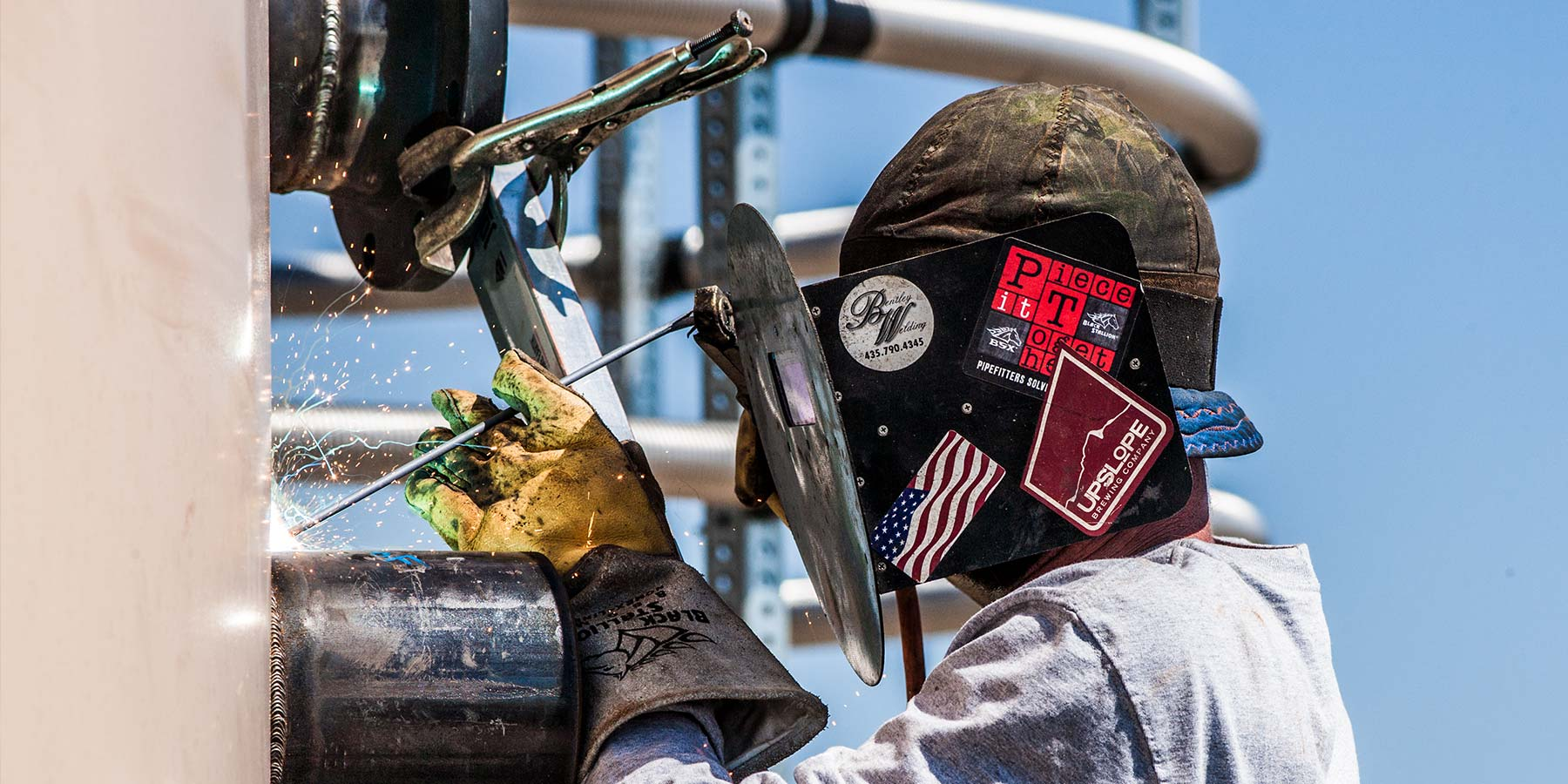 Bentley Welding, Inc. - On-Site Welding